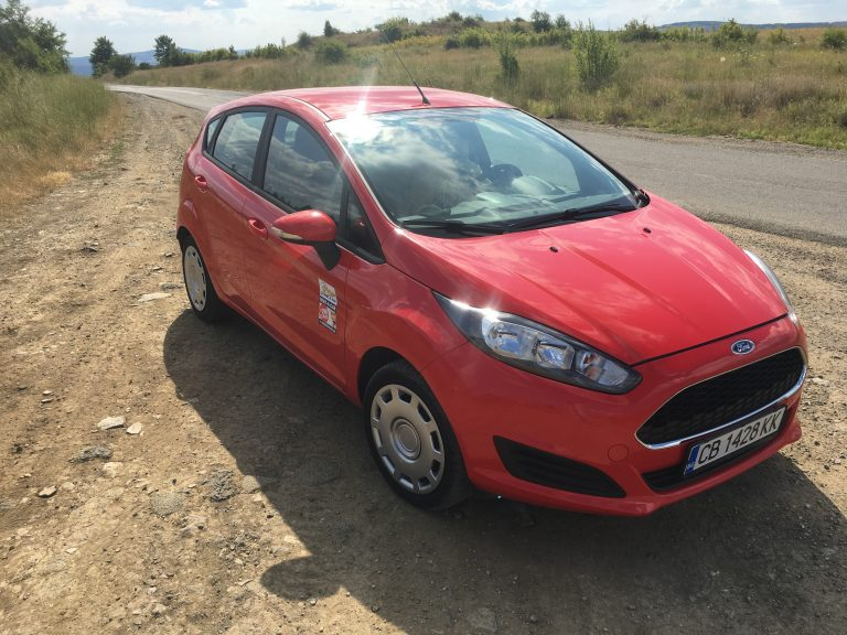 Change of car hire